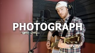 Photograph - Ed Sheeran (Daniel Taylor cover)