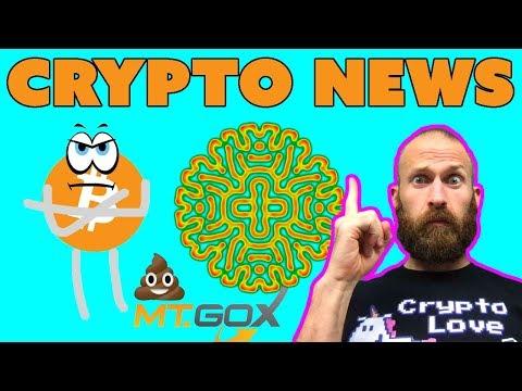 Crypto Markets Dump | Mt Gox | #21e8 | $TRX $ICX $NANO