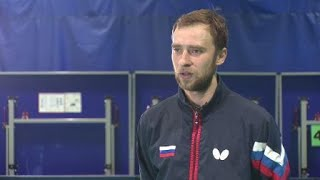 Александр Шибаев - подготовка к олимпийскому отбору