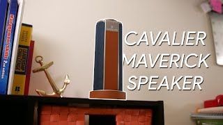 Cavalier Maverick Speaker System hands-on: smart and beautiful rolled into one