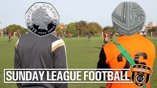 Sunday League Football - HEADS OR TAILS?