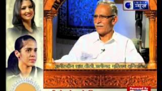 UP Ki Udaan: Zameeruddin Shah Vice Chancellor of Aligarh Muslim University