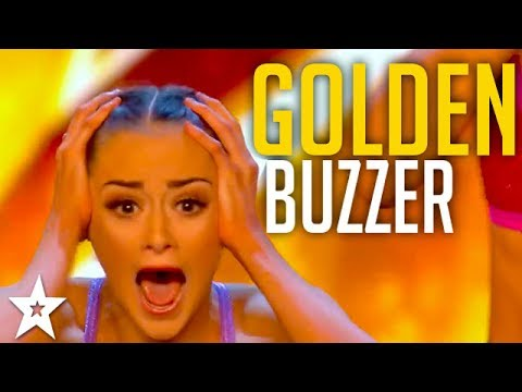 ALL GOLDEN BUZZERS on Britain's Got Talent 2017 | MerseyGirl