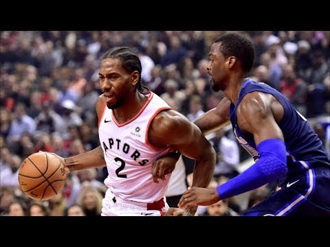 Raptors Set Franchise Record 6-0 Start to Season! 2018-19 NBA Season