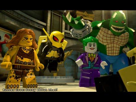 Игра LEGO BATMAN 3 для PSvita youlaio