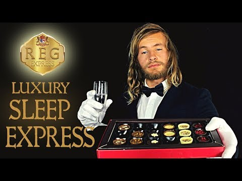 🚂--[The]--[LUXURY]--[SLEEP]--[Express]--[ASMR]