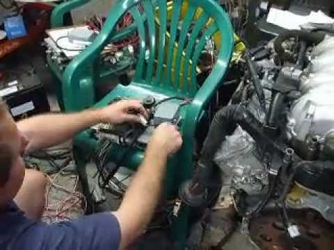 1uz lexus vvti plug and go wiring setup youtube Chevy Truck Wiring Diagram at Lexus 1uzfe Wiring Diagram