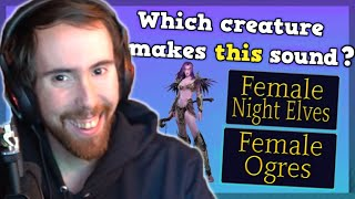 Asmongold Takes the IMPROVED Vanilla WoW Master Quiz