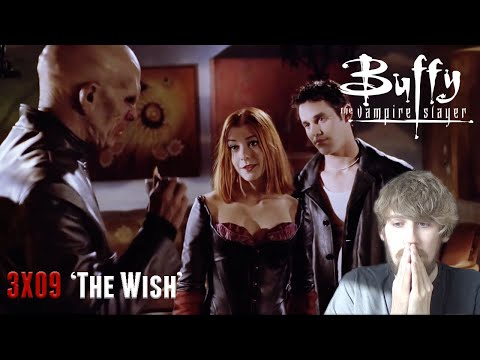 Buffy The Vampire Slayer Season 3 Episode 9 - 'The Wish' Reaction