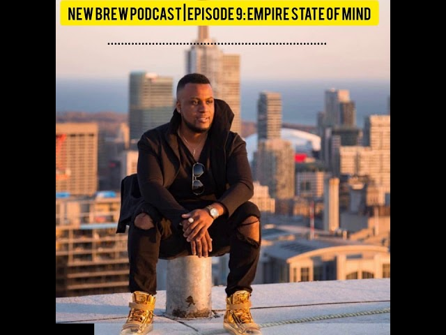 New Brew Podcast | Episode 9: Deshae Maitland, Empire State of Mind