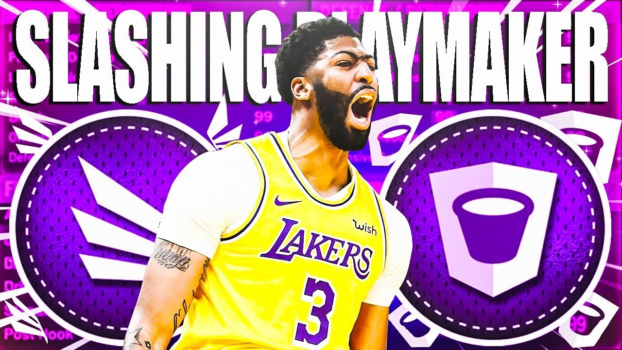 HOW TO MAKE A SLASHING PLAYMAKER AT CENTER ON NBA 2K20! RARE BUILD SERIES VOL.136