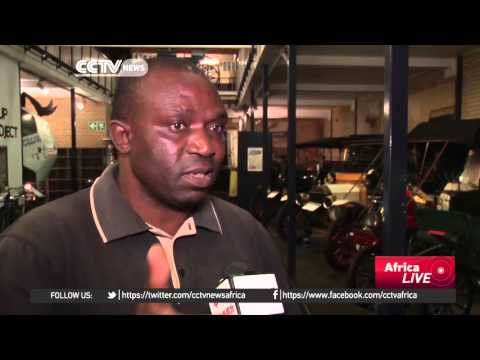 South African museum traces developments in modes of transport