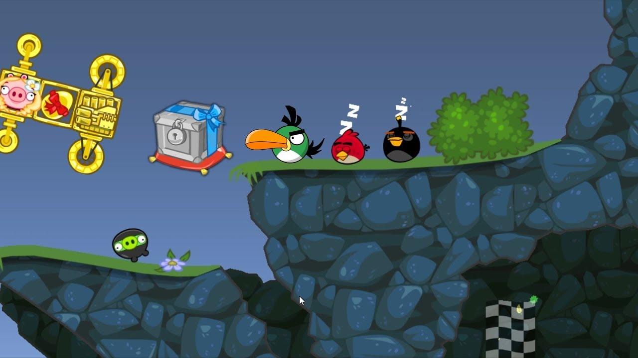 Игры Angry Birds - Злые Птички