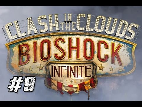 Bioshock Infinite DLC: Clash in The Clouds [9] PUSH EVERYONE! |