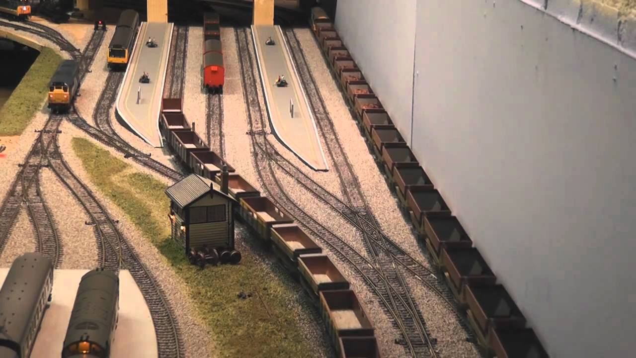 Point Motor Progress Youtube Hornby Points And Motors
