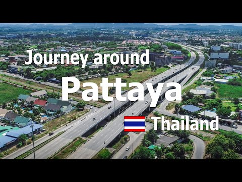 Journey around Pattaya Thailand, 2018 movie