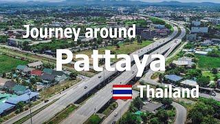 Journey around Pattaya Thailand movie