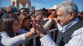 Programas Integrales de Bienestar, desde Nuevo Casas Grandes, Chihuahua