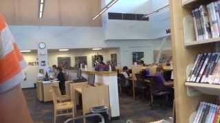 Библиотека в США |  Можно взять DVD диски... Книги, Обучающие англ.языку пособия