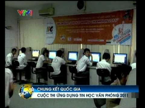 MOWC 2011   Trao giai   VTV1