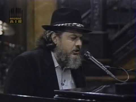 "Dr. John Plays ""Right Place, Wrong Time"" On Night Music - 1988"