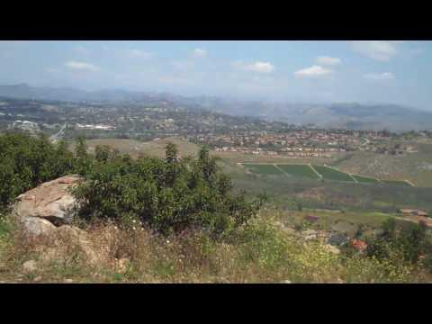 Battle Mountain - Peak #34 - A Colorful Past in Rancho Bernardo