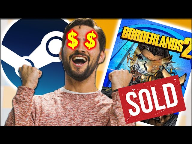 Resell your DIGITAL games?!