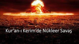 Hümeze suresinde gerçekleşecek ahlaki çöküntü ve nükleer savaş ile ilgili ayetler mi var?