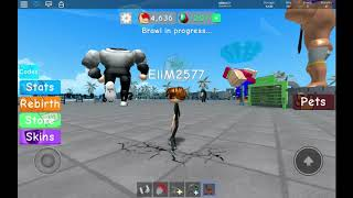 ELI PLAYS ROBLOX - Weight Lifting Sim 3 & Bee Swarm Sim (Kid Friendly)