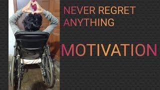 motivational | never regret anything that made you smile|short movie