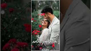 Unna parthale adhu podhum song whatsapp status video HD ..😍😍😍😍🤗🤗🤗🤗NN creations 😘present..L.