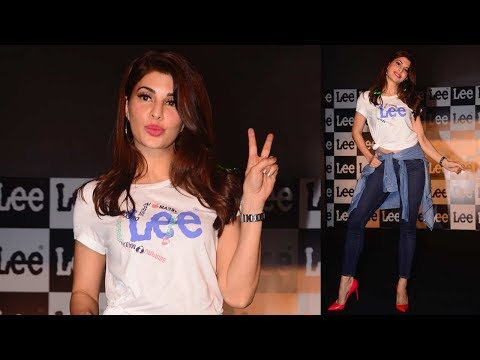 Jacqueline Fernandez Launches Lee's New Body Optix Jeans