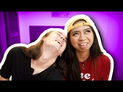 Our Internet Relationship! | Malaysian And American (Questions From Twitter)