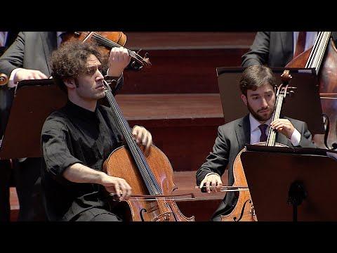 Schumann: Cello Concerto - Nicolas Altstaedt - Live concert HD