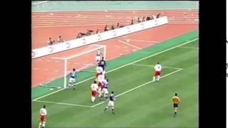 Japan 1 Turkey 0 kirin cup 1997
