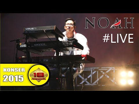 Noah - Jika Engkau  (Live Konser Kendal 31 Oktober 2015)
