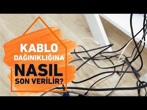 Kabloları Düzenlemek İçin Pratik Çözümler | Koçtaş ile Kendin Yap