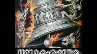 Repeat youtube video AC/DC - Hell's Bells - Lyrics