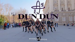 [KPOP IN PUBLIC CHALLENGE] EVERGLOW (에버글로우) - DUN DUN || Dance Cover by PonySquad Official