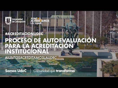 #AcreditacionUdeC: Proceso de Autoevaluación para la Acreditación Institucional.