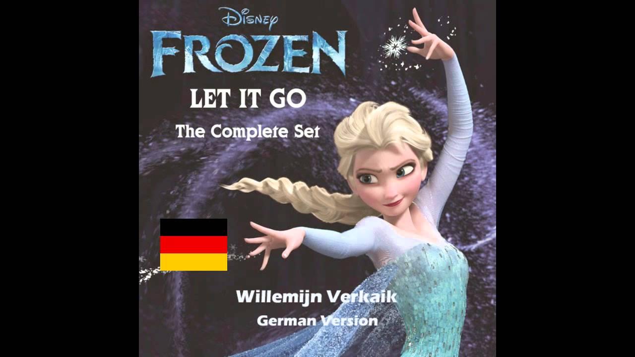 Let It Go Deutsch