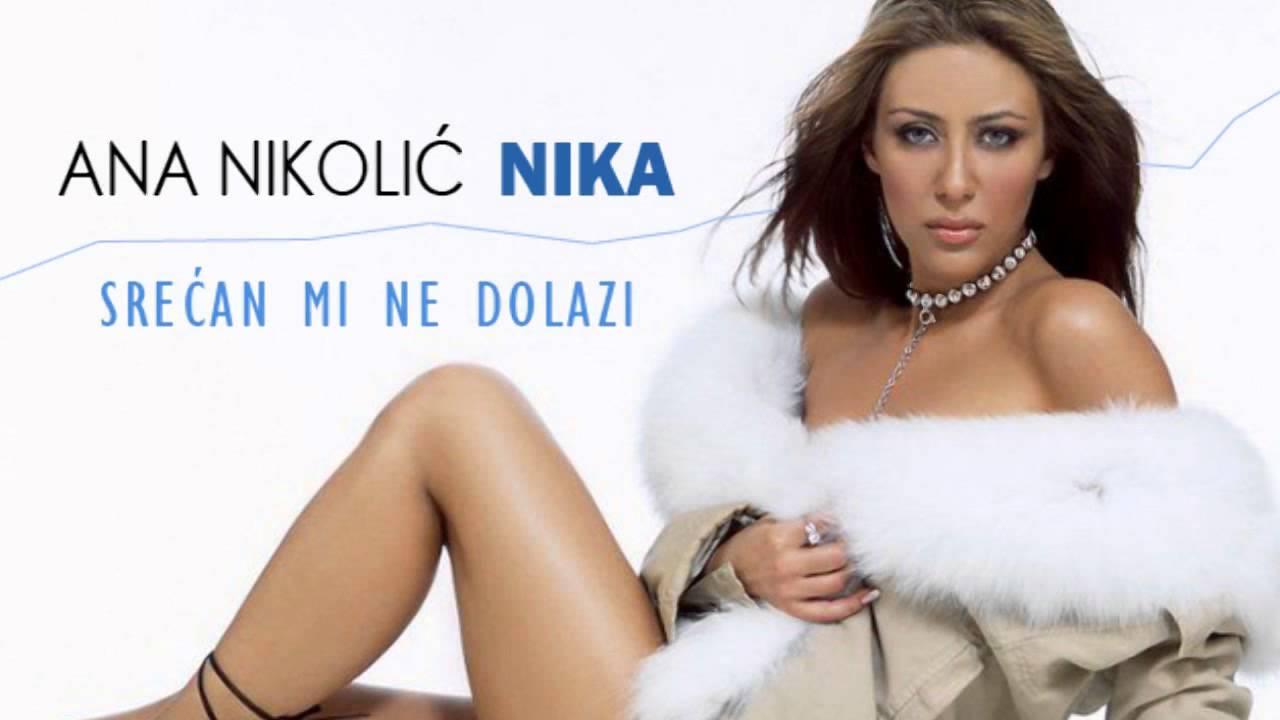 Ana Nikolic - Srecan mi ne dolazi - (Audio 2003) HD - YouTube