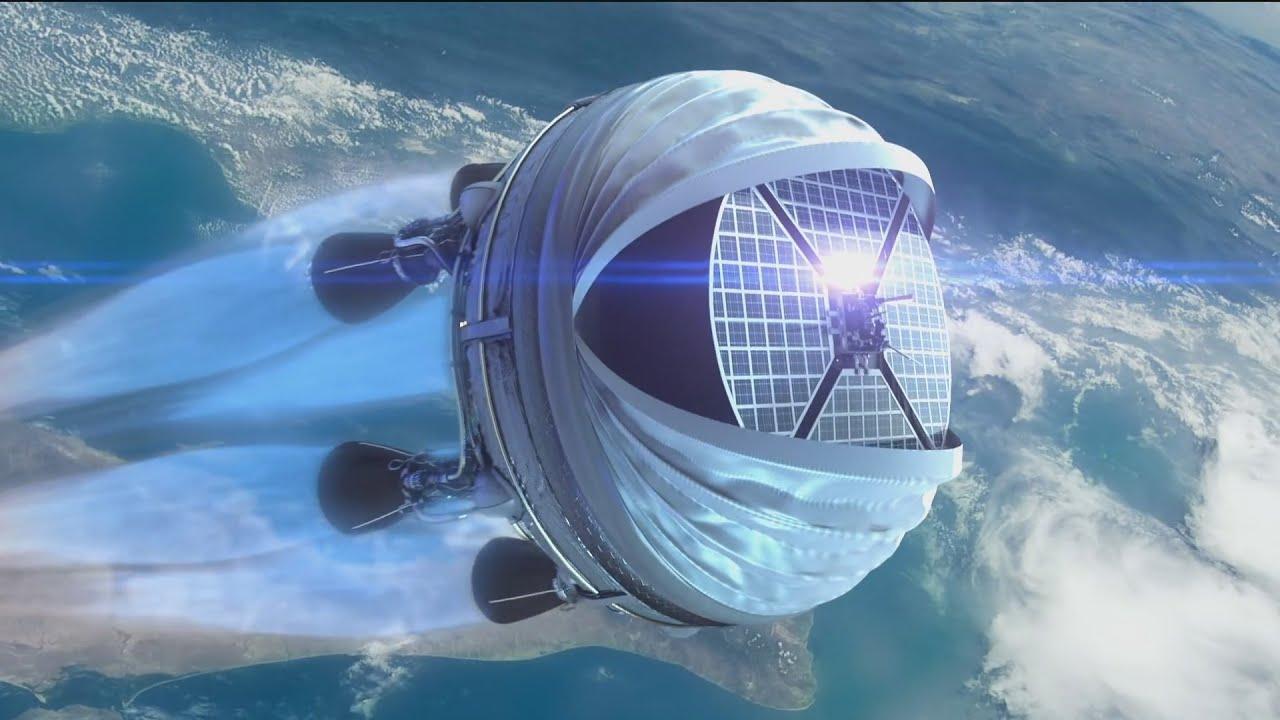 spacecraft of the future -#main