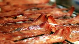 Bacon Eating World Record!! (182 Strips/5 mins)