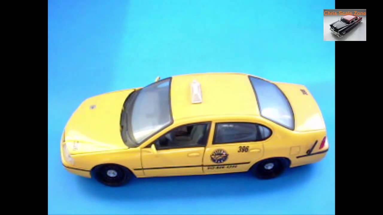 Impala 2000 chevrolet impala review : Chris Scale Zone - My Models - Maisto 1/24 2000 Chevrolet Impala ...