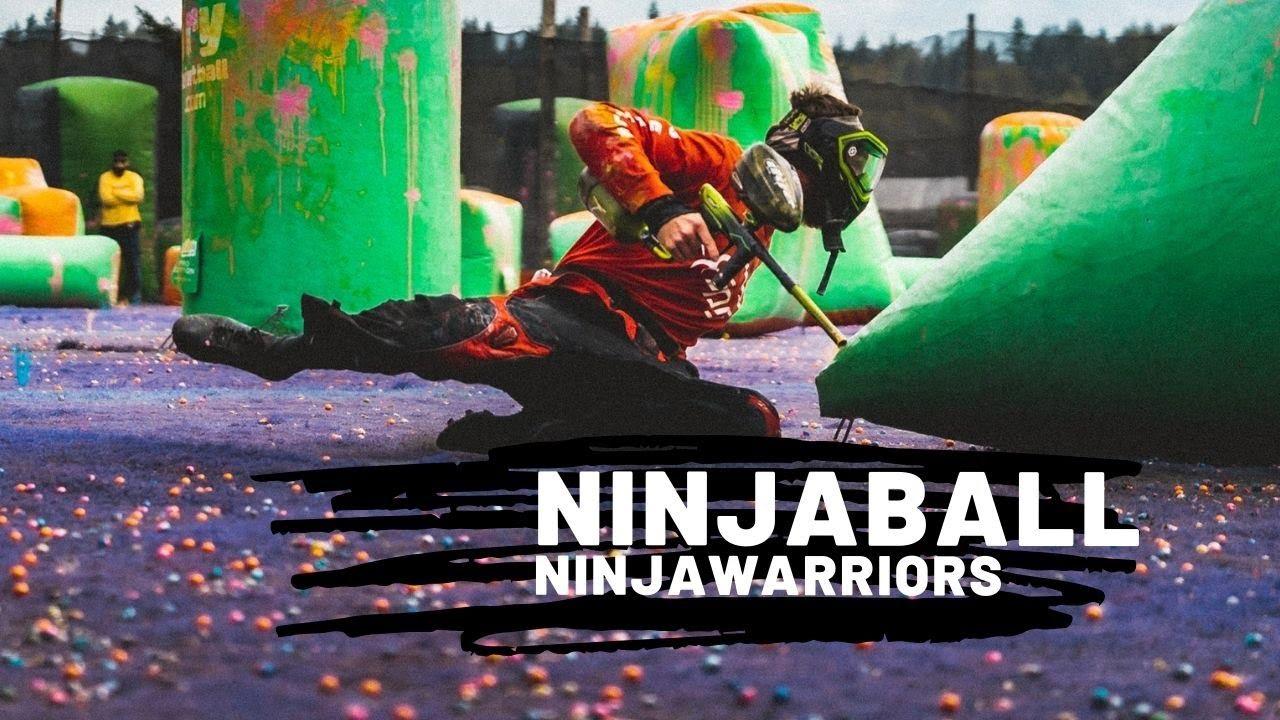 Ninjaball Paintball - Xball Tournament