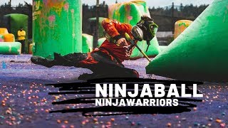 Ninjaball Paintball - Xball Tournament