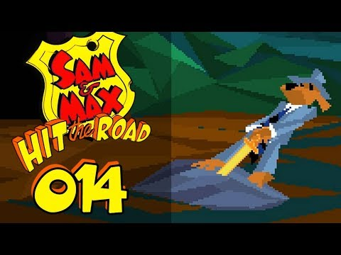 SAM & MAX: HIT THE ROAD [PC] [1993] [014] - Jetzt auch in 3D