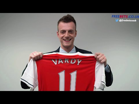 LEAKED: The video Jamie Vardy and Arsenal didn't want you to see