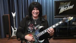 Pedal Point for Guitar by Michael Angelo Batio